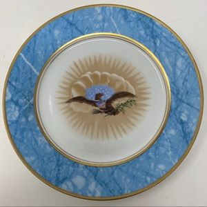 Danbury Mint White House China Andrew Jackson